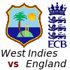Windies v England